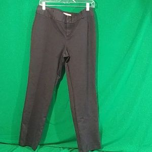 Michael kors gray dress work pants size 14